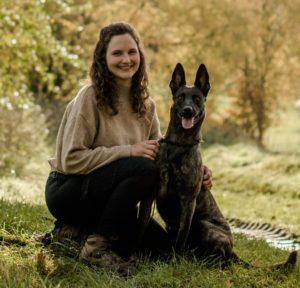 Anna Hillebrand Tierpflegerin und Hundetrainerin